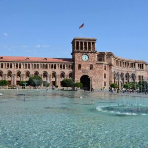 YEREVAN REPUBLIC SQUARE